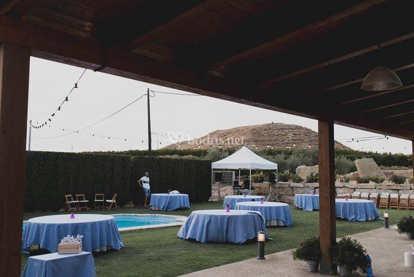 Lugar para la boda