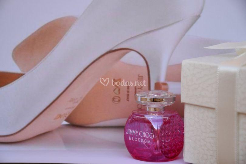 Nuptalia mini perfumes