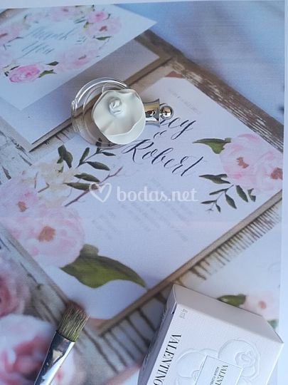 Perfumes miniatura bodas