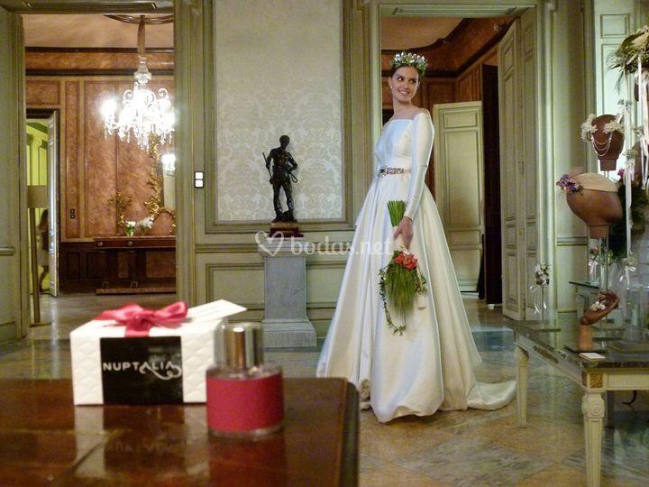 Perfumes mini novias