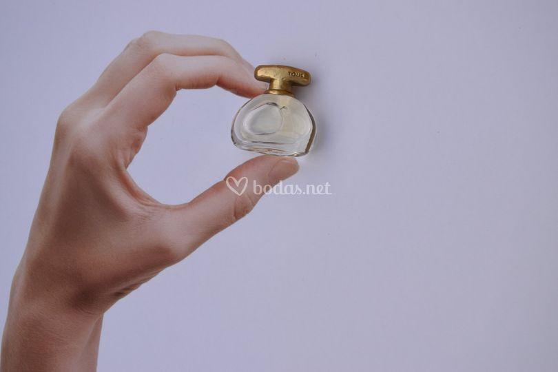Mini perfumes de Tous