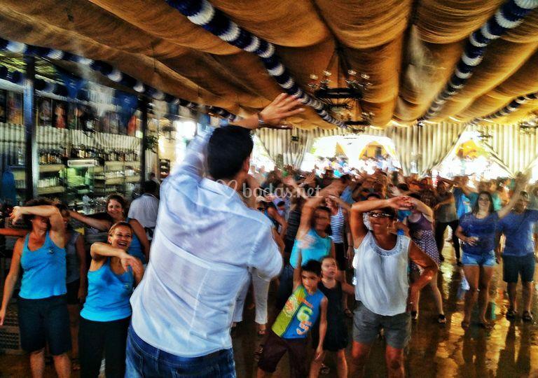 DJ Animador Feria El Coronil