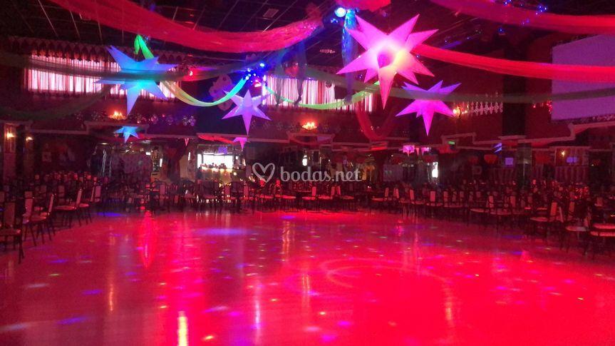 Sala disco
