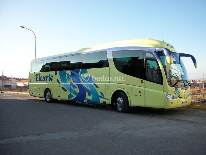 Autobús de 55 plazas
