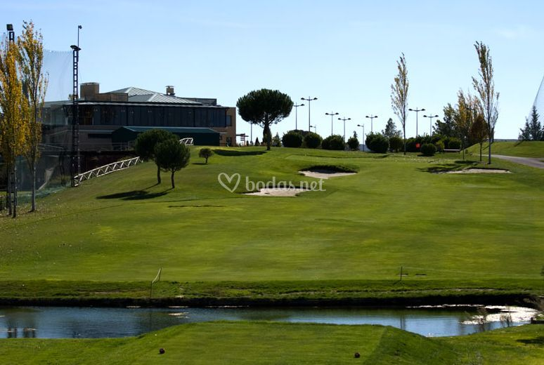 Canchas de golf