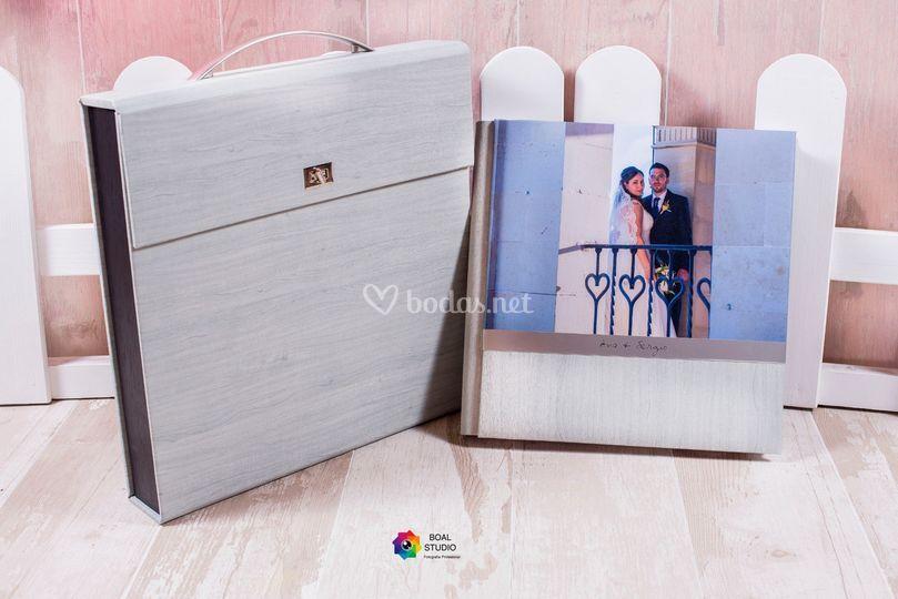 Álbum de Ana y Sergio