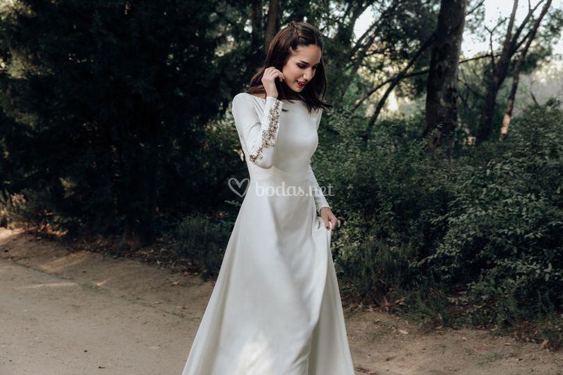 Victoria Imaz evase con manga de Me Pido Este Vestido | Foto 119
