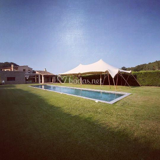 Beduina & piscina