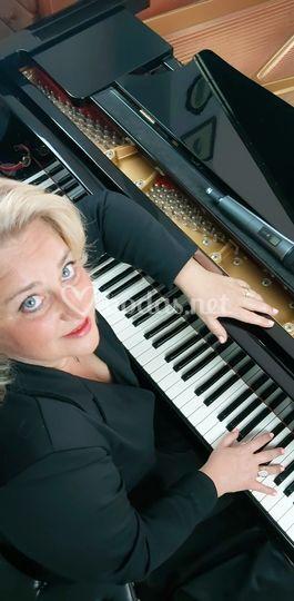 Montse Bermúdez y piano