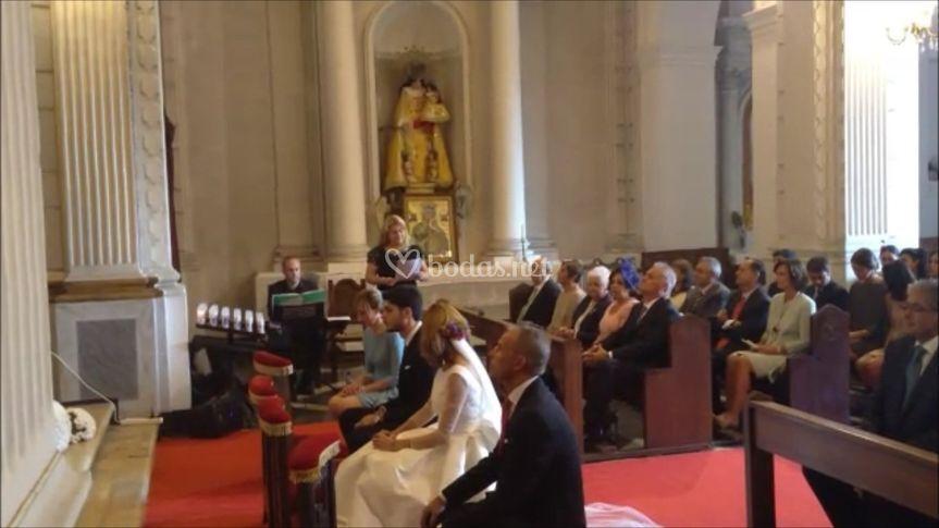 Dúo ceremonia