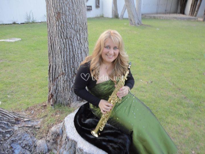 Saxo soprano
