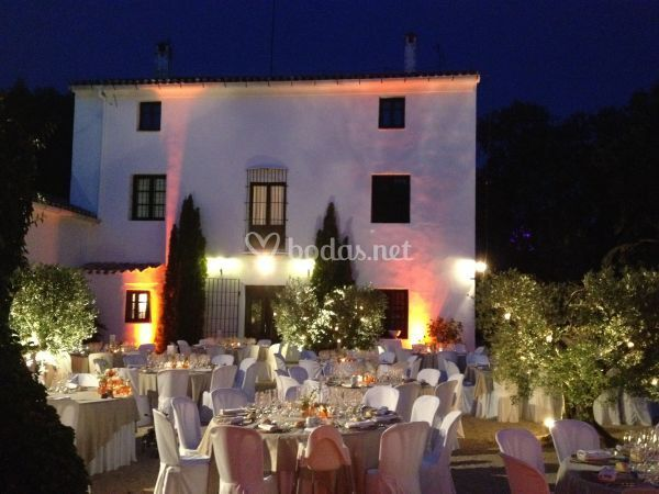 Hoya de Cadenas - Catering y Eventos Noray