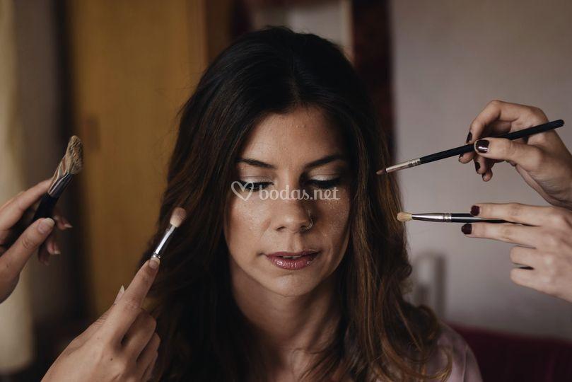 Dreia Makeup