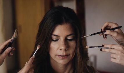 Dreia Makeup 1