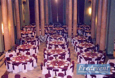 Celebración de Banquetes de Boda