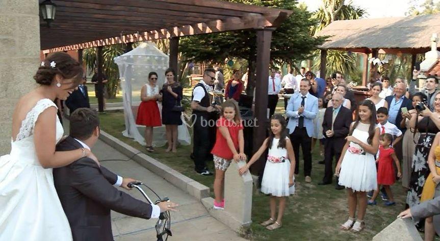 Animación boda