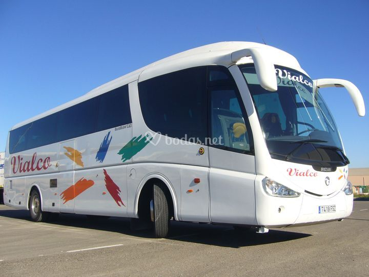 Autobús de la compañía