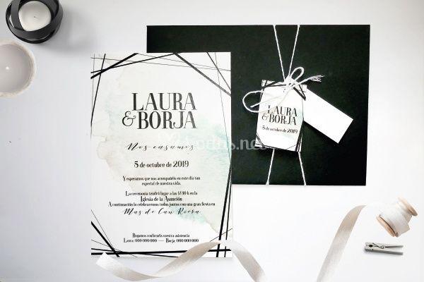 Invitación de boda 18