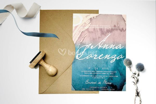 Invitación de boda 19