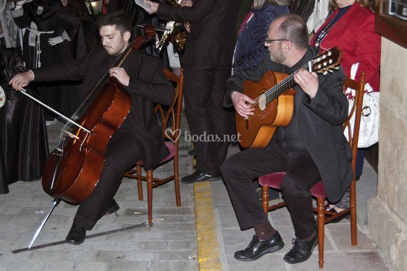 Dúo: Violonchelo y Guitarra