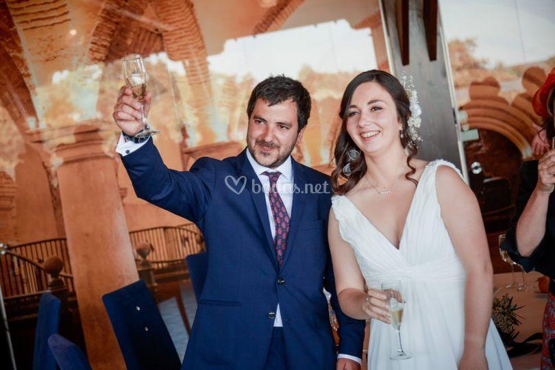Antonio y Maud