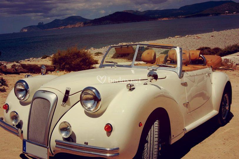 Albaycín Blanco al lado de la playa