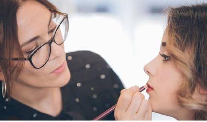 Bea Makeup 1