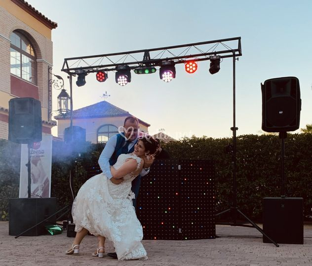 ¡Baile Nupcial!