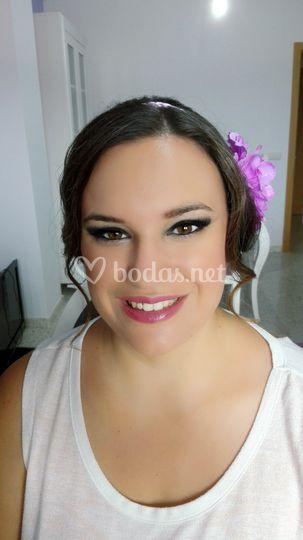 Rosario Fernández - Maquillaje