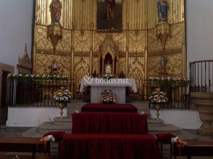 Iglesia de Garciaz
