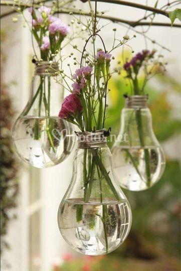 Originales floreros