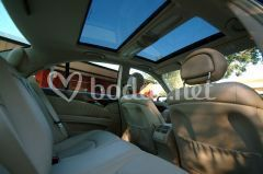 Mercedes e320 - interiores