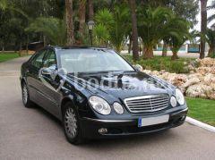 Mercedes e320