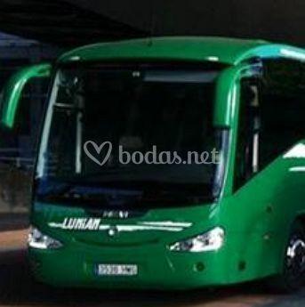 Autobuses grandes