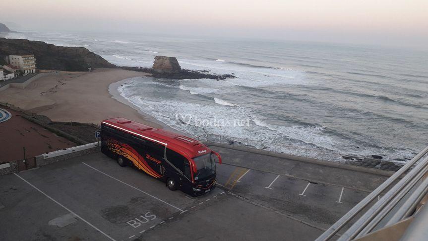 Autobuses madrazo