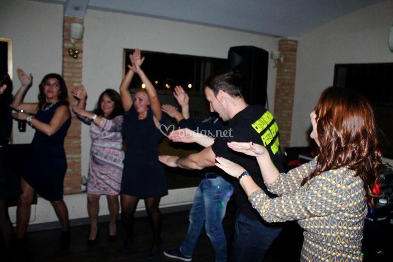 El baile del serrucho