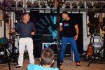 Bailes con chico del público