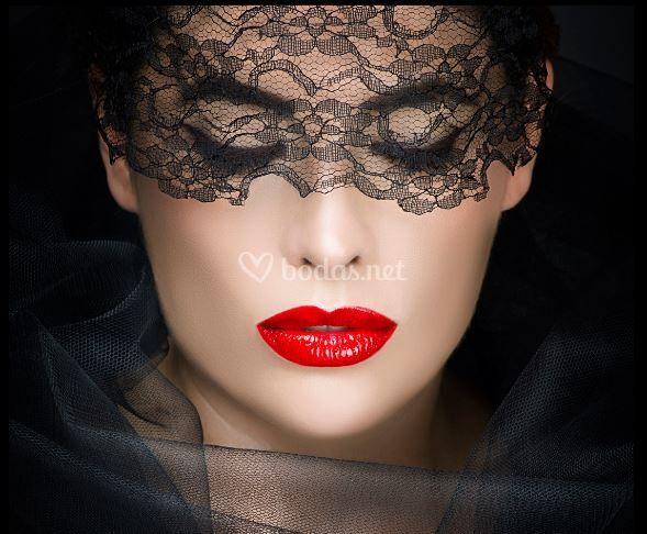 Maquillaje fotografia
