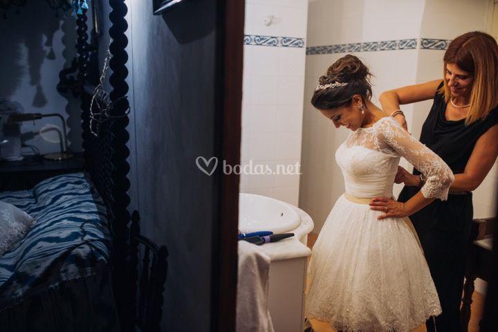 Asistencia el día de la boda