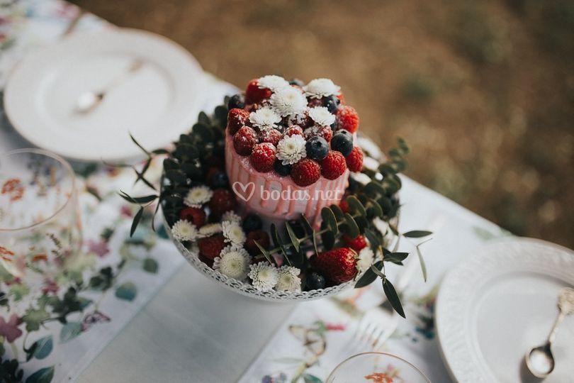 Mini tartas personalizas