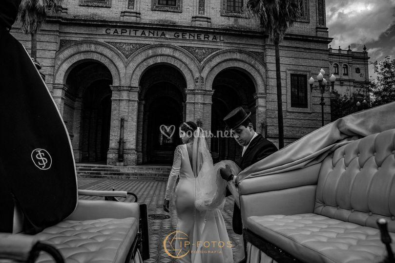 Málaga fotografía de bodas