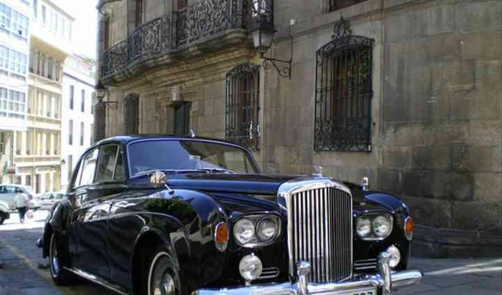 Bentley toda Galicia