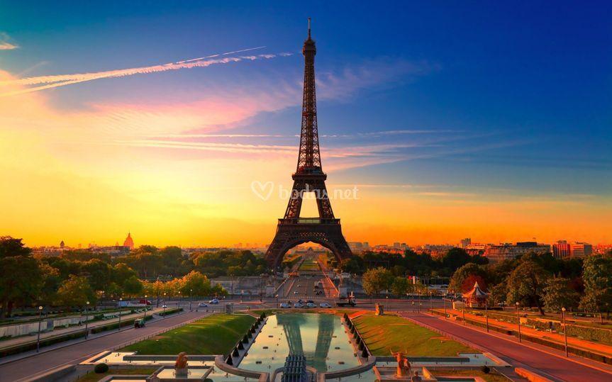 Romance en París