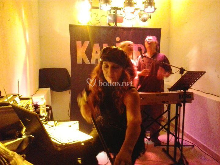 DJ i karaoke Patri  Kalimba
