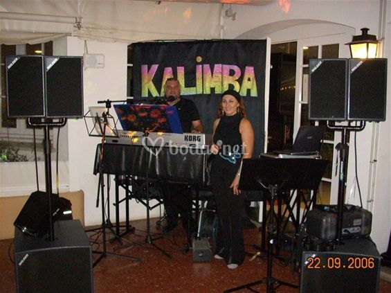 Duet Kalimba