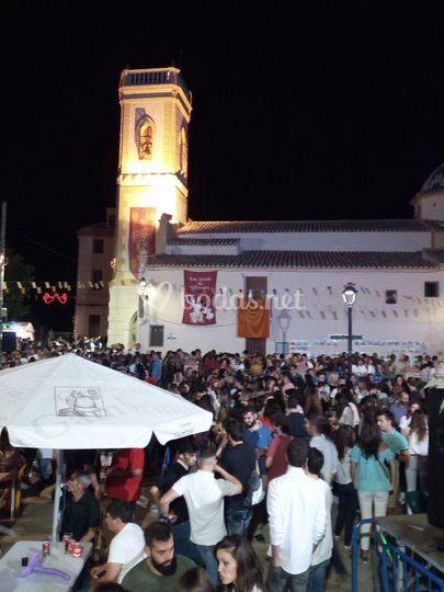 Fiestas Ermita