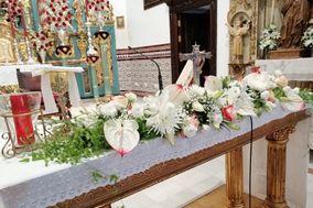 Girasoles Arte Floral