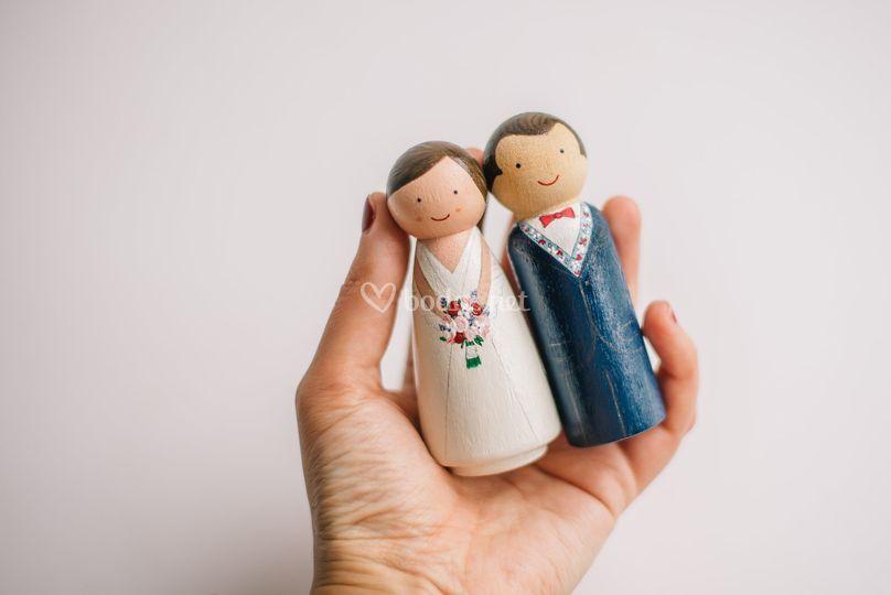 Figuras boda personalizadas