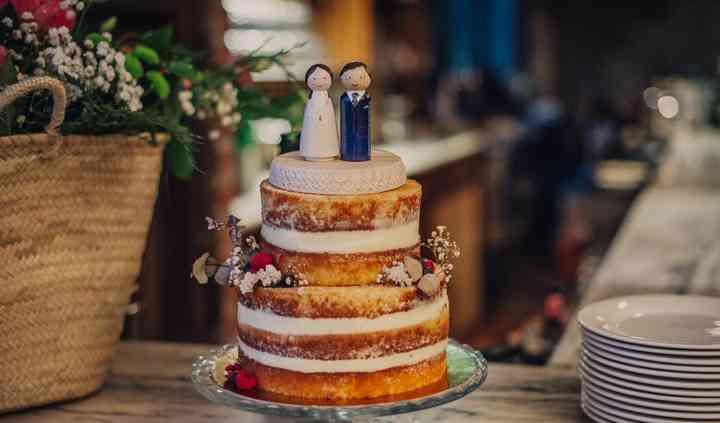 Figuras tarta nupcial