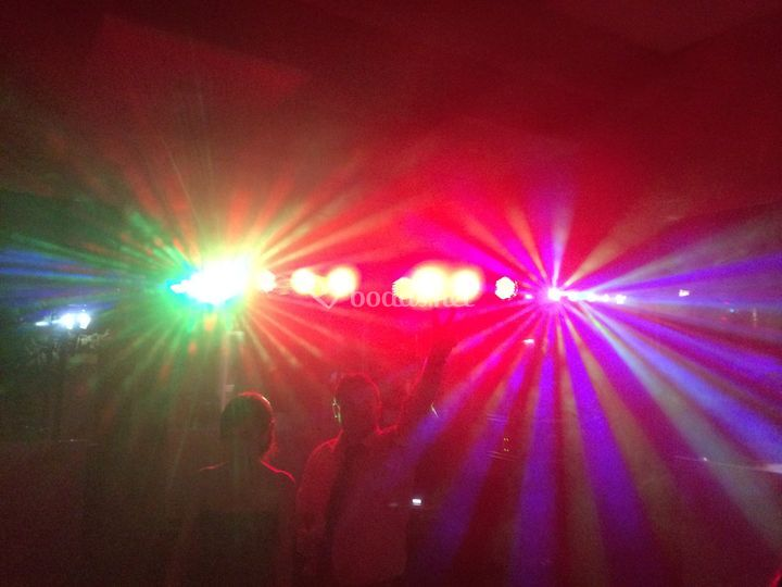 Iluminacion espectacular
